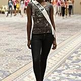 Miss Kenya: Gaylyne Ayugi