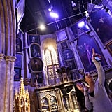 Take a Tour Through the World of Harry Potter