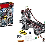 For 7-Year-Olds: Lego Super Heroes Spider-Man: Web Warriors Ultimate Bridge