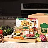 Green Chef Organic Meal Delivery