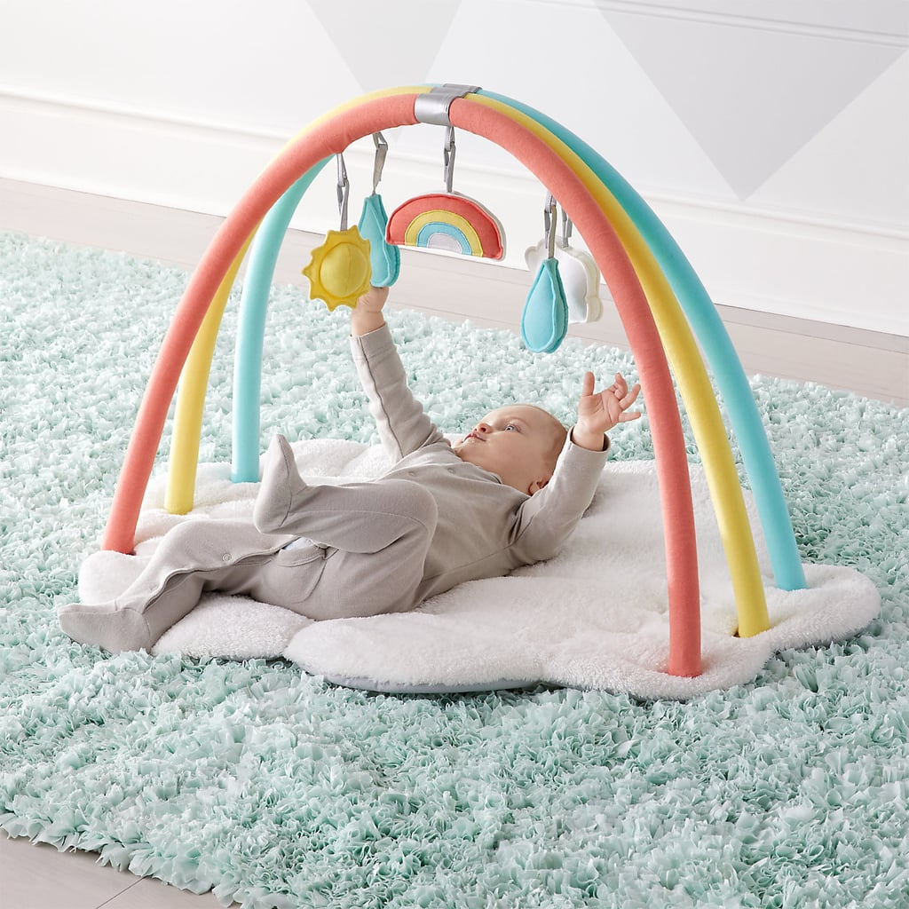 Rainbow Baby Activity Gym