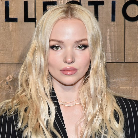 Dove Cameron Dyed Her Hair Brown For Spring