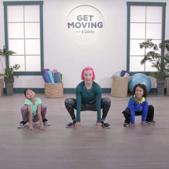 Get Moving With Disney Family Workout Videos