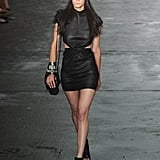 New York Fashion Week, Spring 2009: Alexander Wang