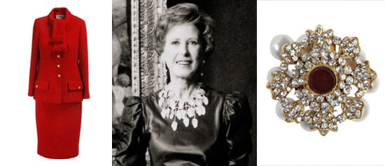 Rosamond Bernier Sells Personal Vintage Collection on Yoox