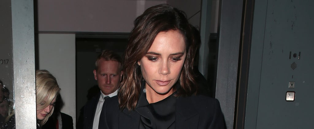 Of Course Victoria Beckham Loves This Outfit — She Designed It