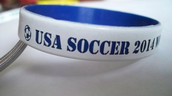 2014 World Cup Bracelet