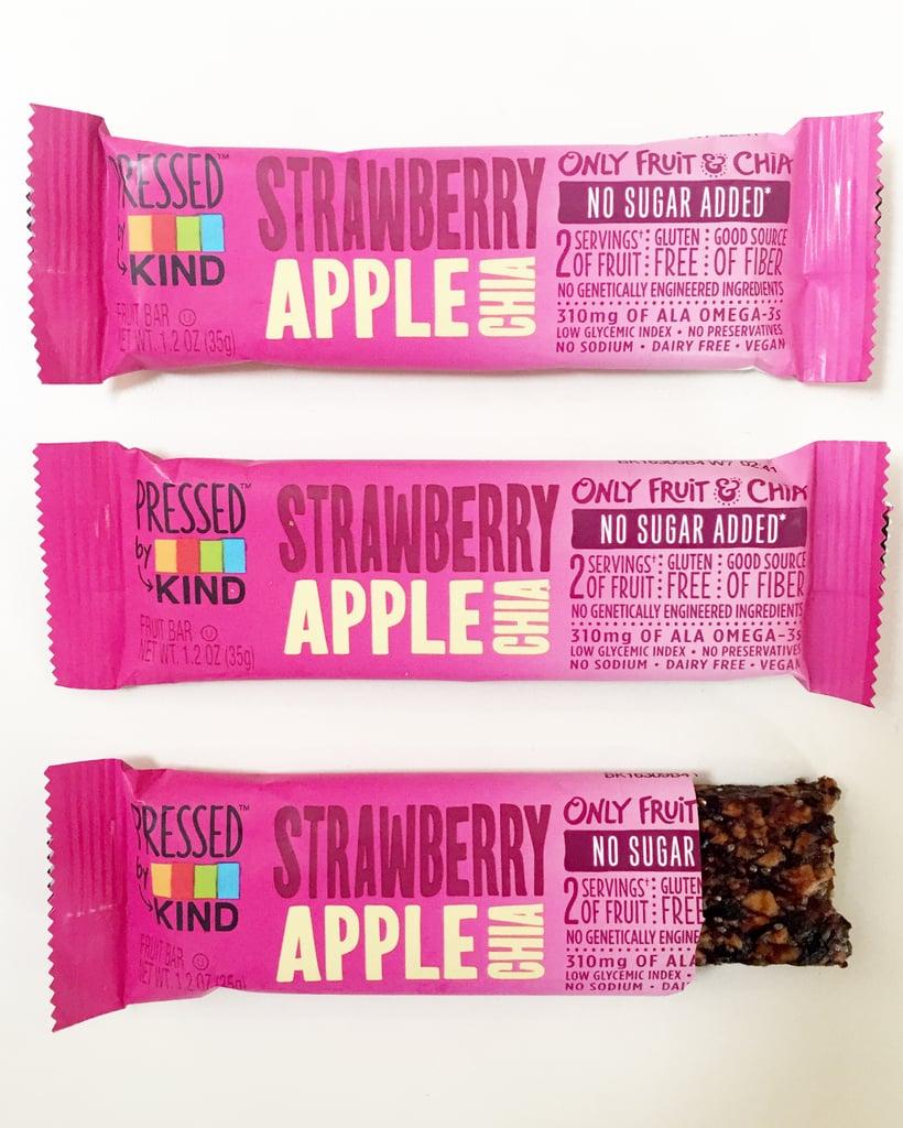 Kind Strawberry Apple Chia Bars