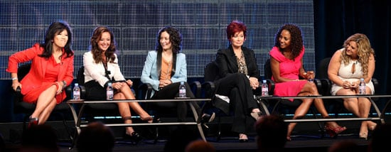 Description of CBS's The Talk Starring Leah Remini, Sara Gilbert, and Sharon Osbourne