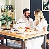 At-Home Engagement Shoot