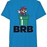 Super Mario BRB T-Shirt