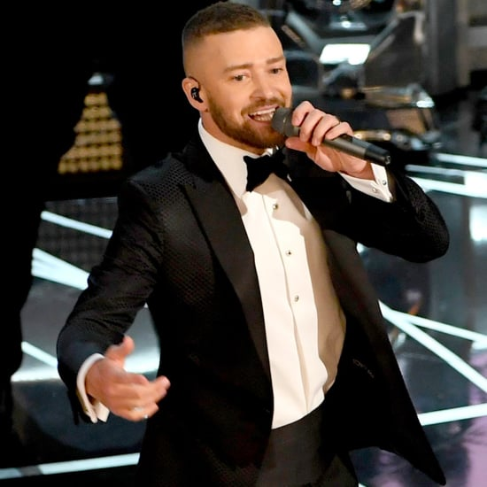 Justin Timberlake Performance at the 2017 Oscars