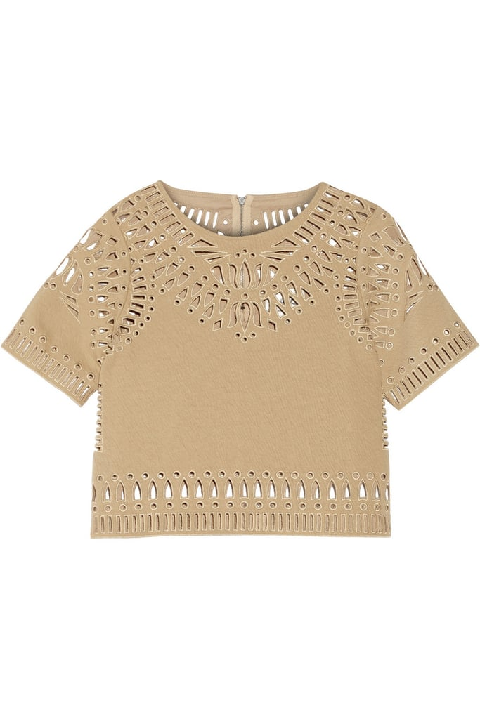 Sea New York Cutout Top ($235)