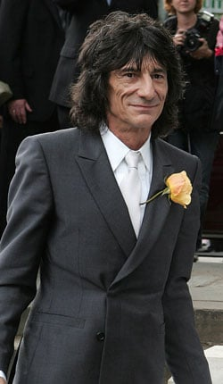 Sugar Bits — Ronnie Wood Wants Wife And Girlfriend