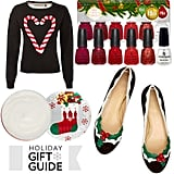 Christmas-Themed Fashion and Beauty Finds