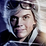 Evan Peters as Peter/Quicksilver
