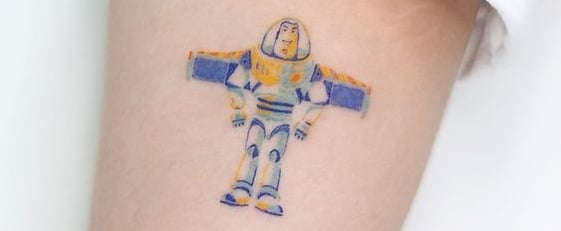 Disney's Toy Story Tattoo Ideas and Inspiration