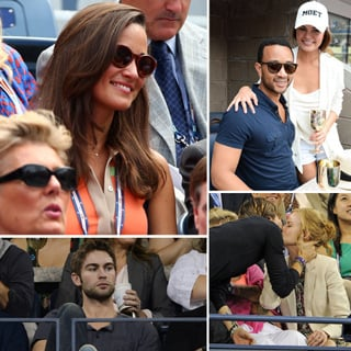 Celebrities At The US Open: Anna Wintour, Pippa Middleton, Nicole Kidman, Chace Crawford, Eva Longoria, Keith Urban & More