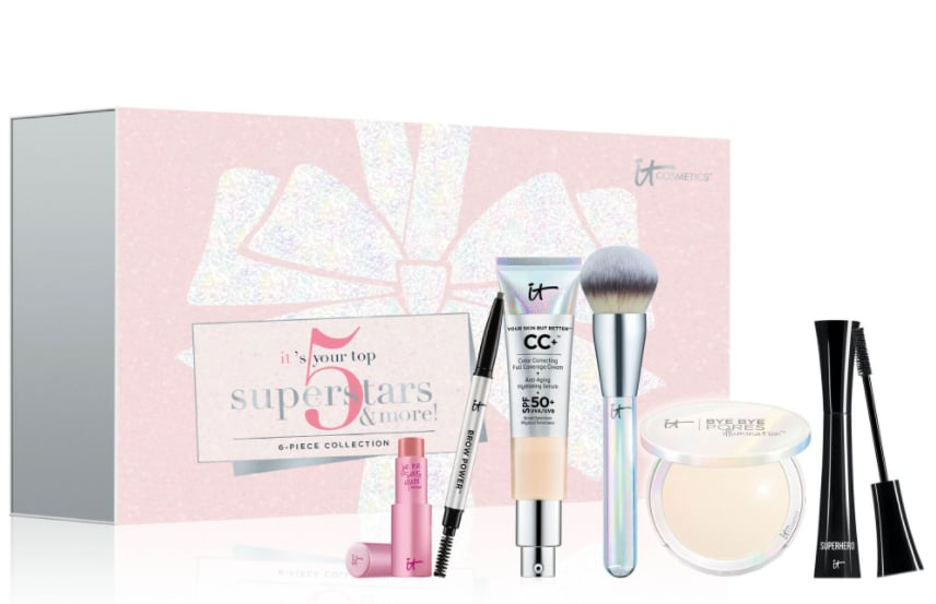 It Cosmetics It S Your Top 5 Superstars Skin Perfecting Collection