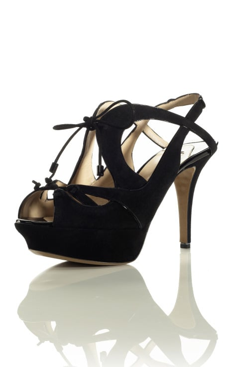 Lace Up Platform Sandal, $995