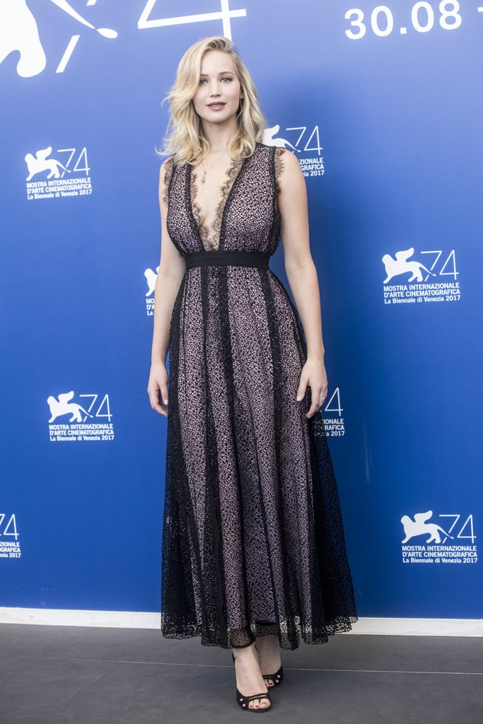 Jennifer Lawrence at the 2017 Venice Film Festival Pictures