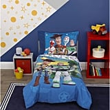 "Toy Story ""Toys in Action"" 4-Piece Toddler Bed Set"