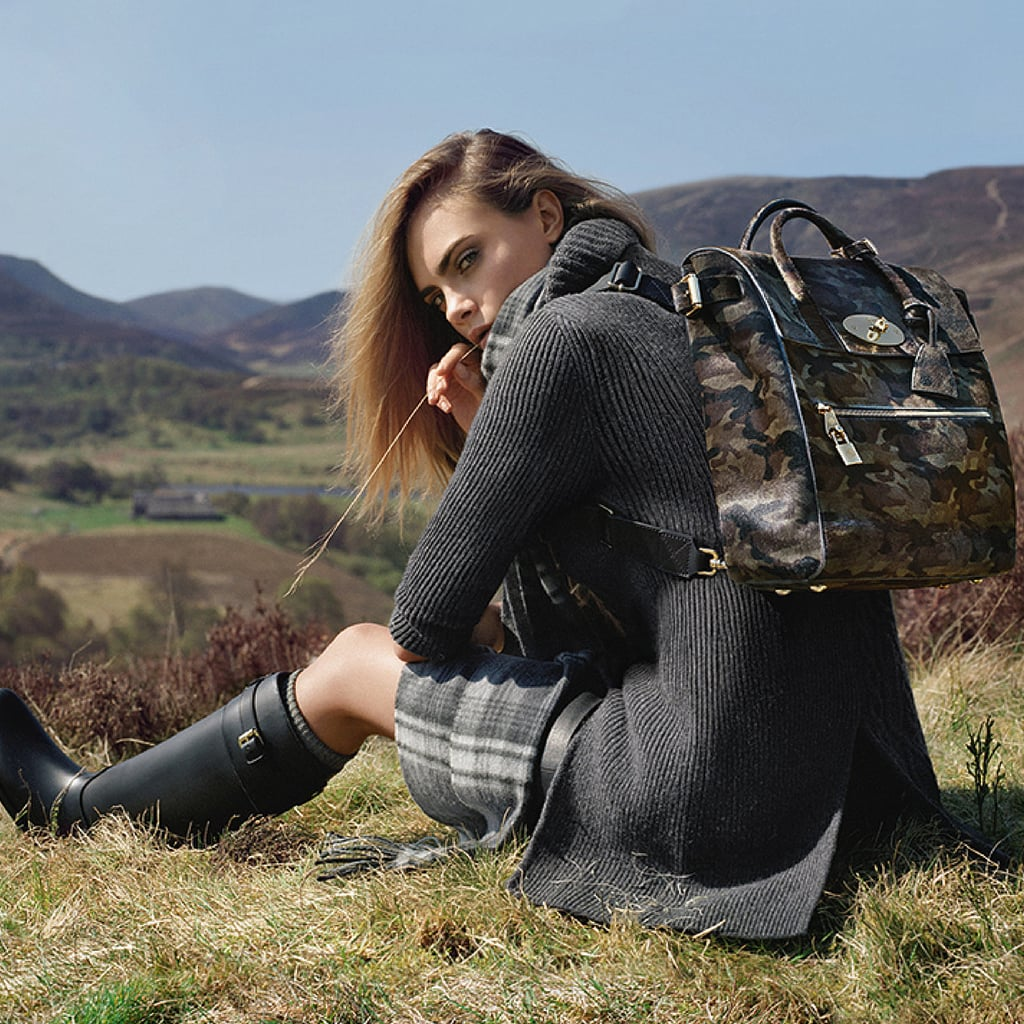 Buy The Cara Delevingne for Mulberry Bags Now