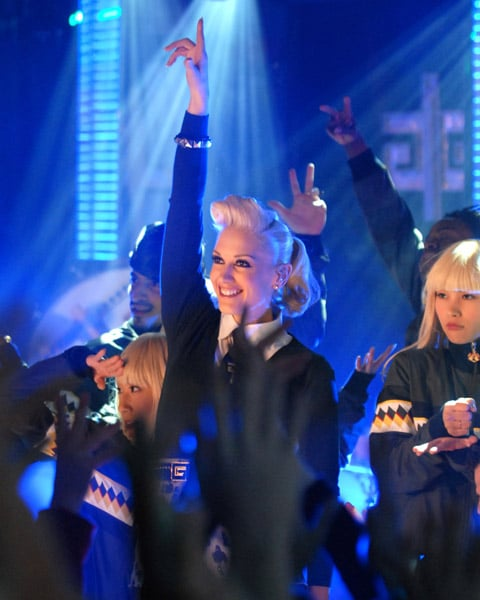 Celebrate NYE with Gwen and MTV