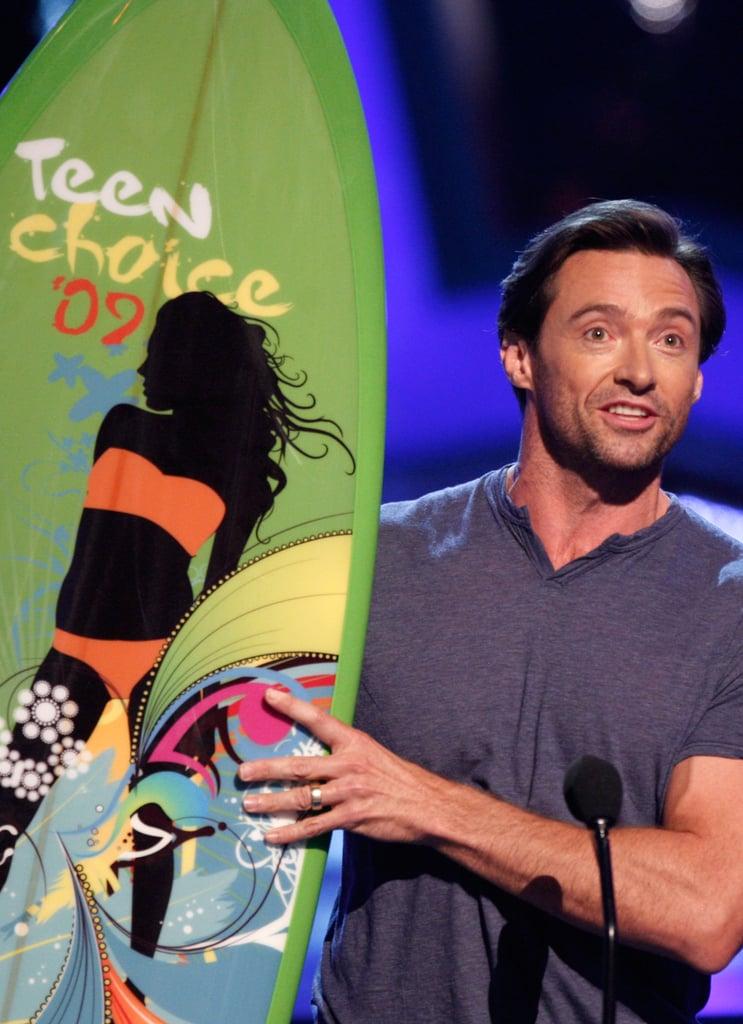 Photos of the 2009 Teen Choice Awards Show