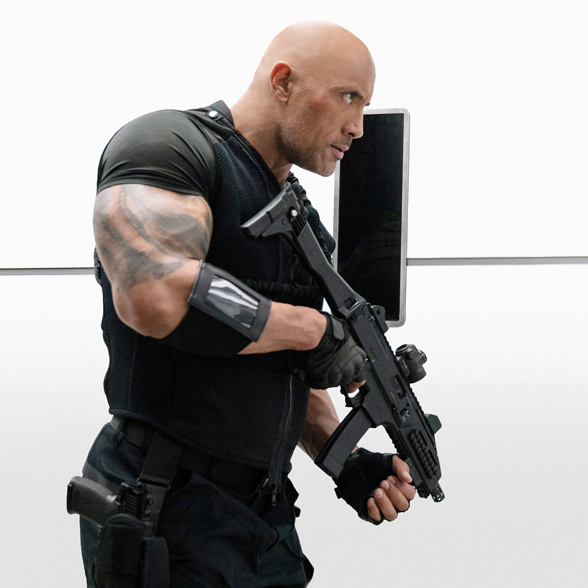 Hobbs and Shaw Soundtrack | POPSUGAR Entertainment
