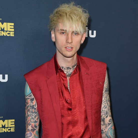 Machine Gun Kelly and Megan Fox Have a Romantic Sushi Picnic