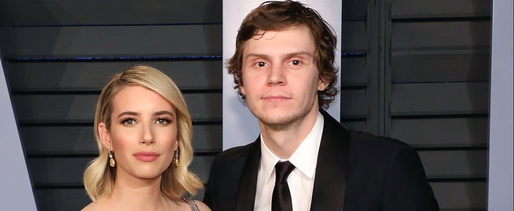 Emma Roberts and Evan Peters's Relationship Timeline