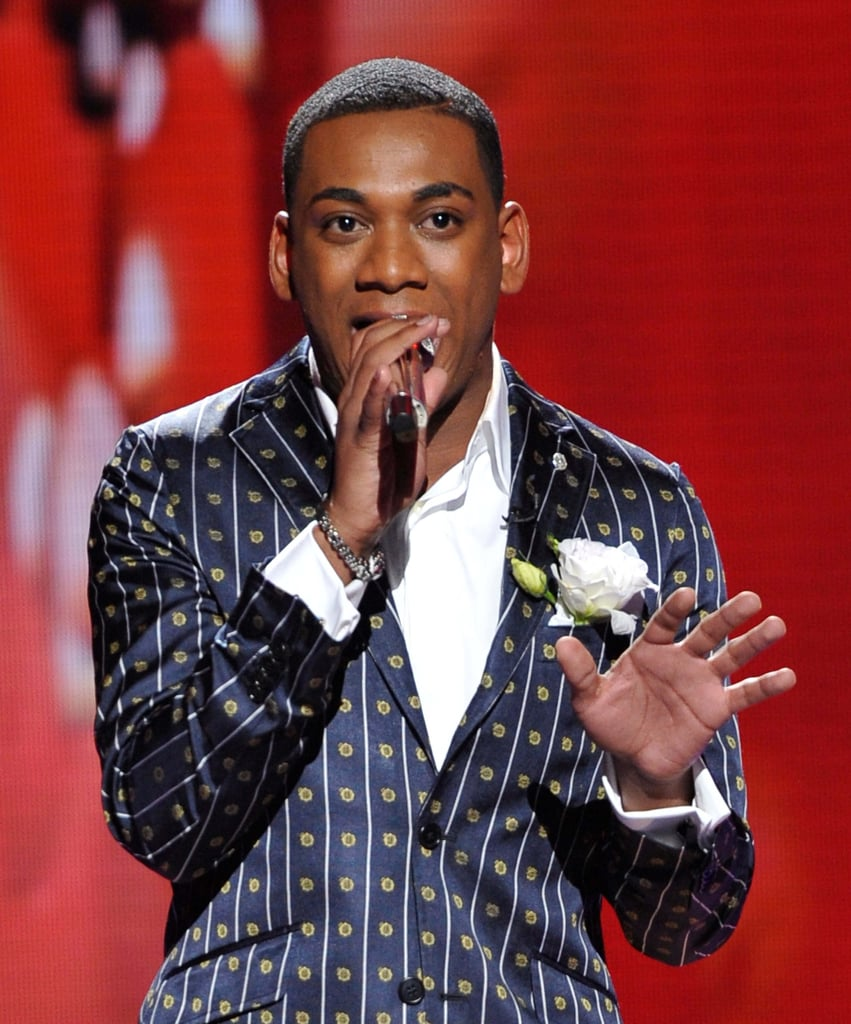 Joshua Ledet knocked his song choice out of the park.