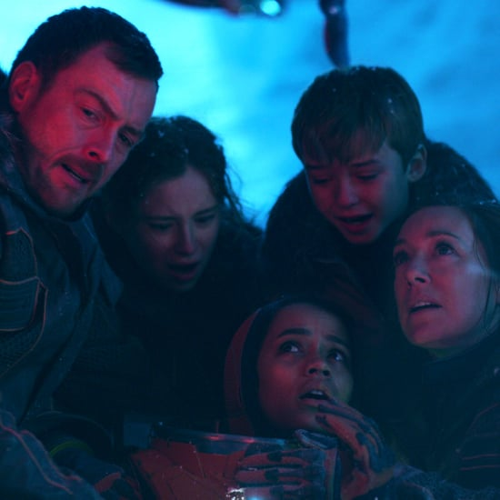 Lost in Space Netflix Cast