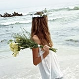If you have visions of sand-and-surf nuptials but haven't quite found the right dress, then look no further. POPSUGAR Fashion has culled 20 of the best beach wedding gowns, all perfectly suited for an oceanside wedding.