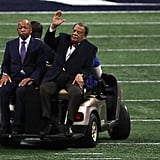 Congressman John Lewis and Andrew Young.