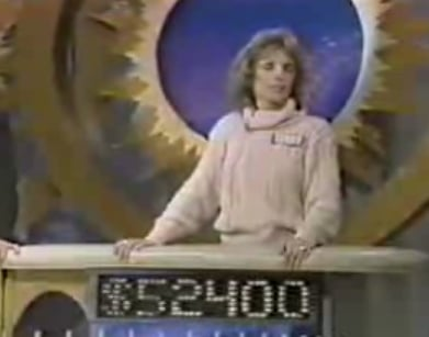 Wheel of Fortune Contestant Can't Solve Puzzle