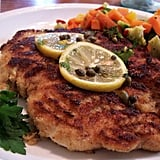 Chicken Scaloppine With Lemon Glaze