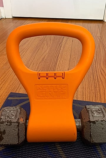 Kettle Gryp Fitness Gear At-Home Workout Review