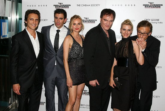 Photos From Quentin Taratino's Inglourious Basterds New York Premiere