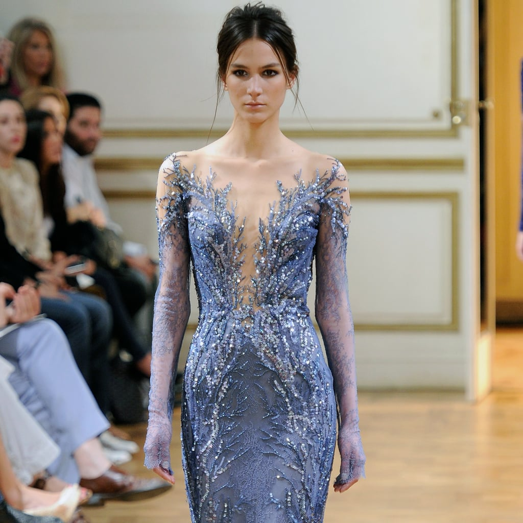 Zuhair murad at paris haute couture fashion week fall for A haute couture