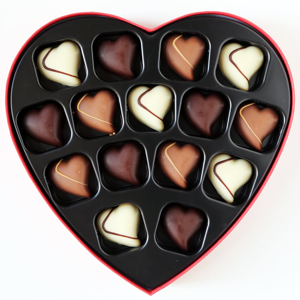 Valentines Chocolate Gift Boxes : Valrhona valentine s chocolate gift box