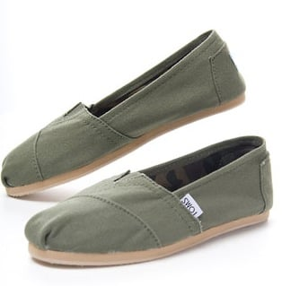 Toms Canvas Slip-On Shoes: Love It or Hate It?