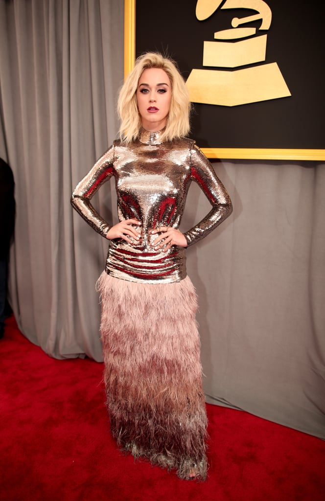 Image result for Katy Perry grammys 2017