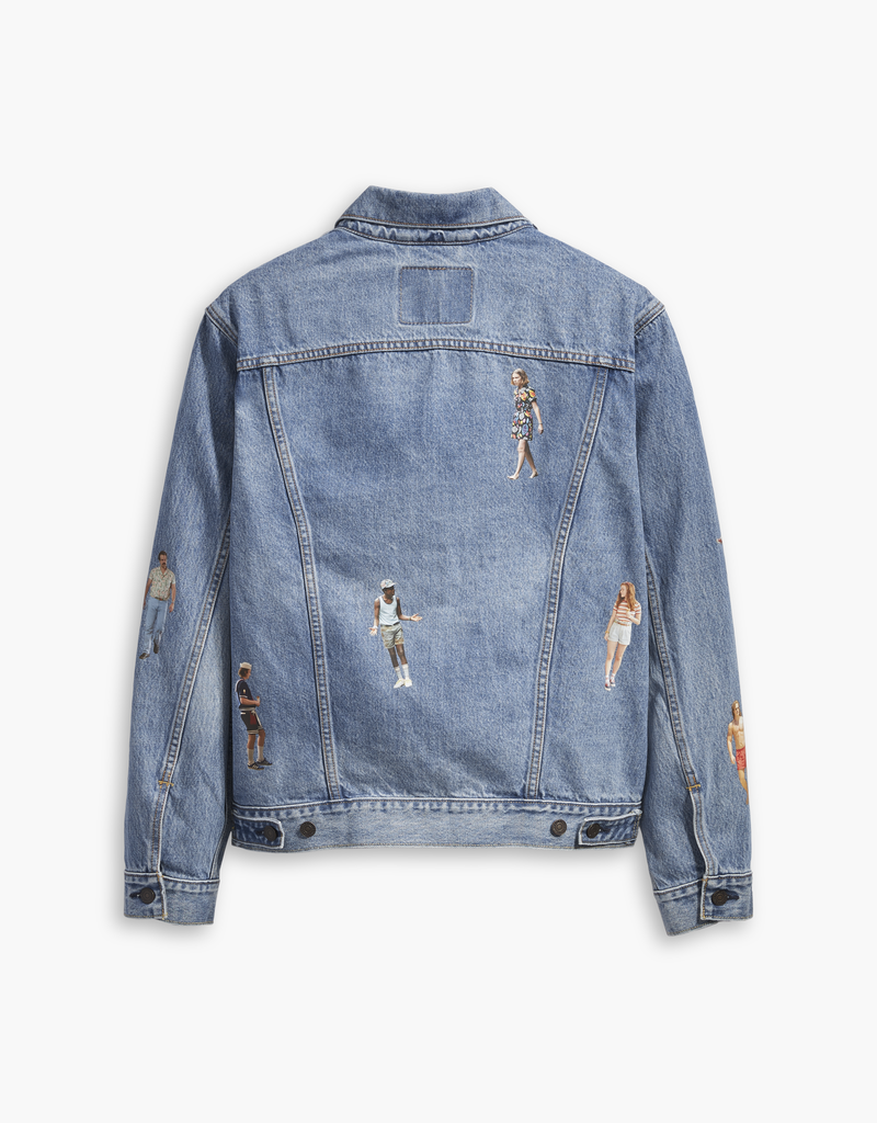 Levi's x Stranger Things Vintage Fit Trucker Jacket