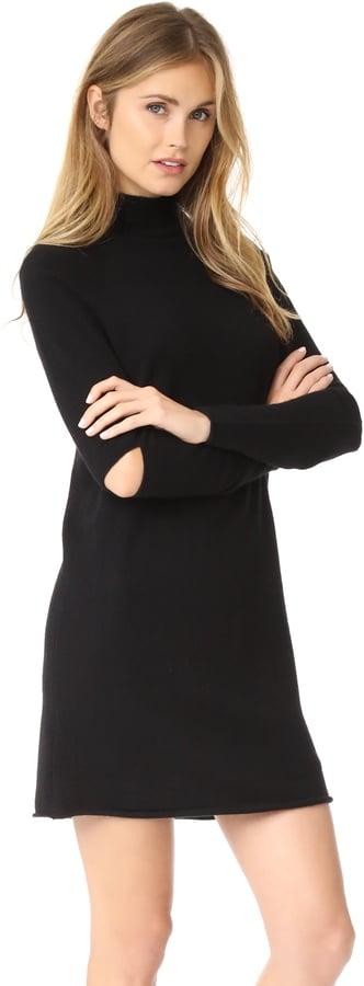 c0c3ae7259 360 Sweater Lynx Cashmere Sweater Dress