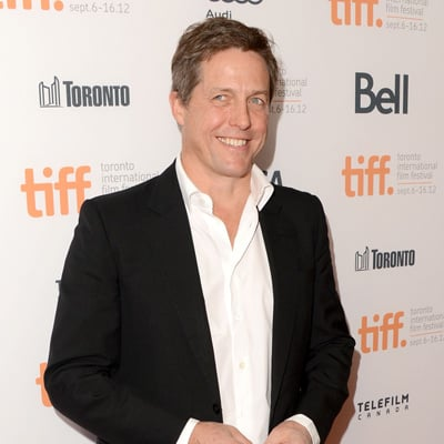 Hugh Grant Confirms He Welcomed a Son, Is a Father of Two