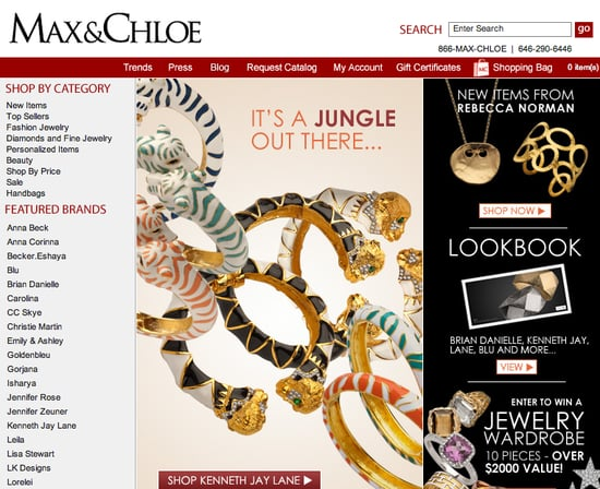 Fab Site: Maxandchloe.com