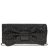 French Connection Sequin Bow Clutch ($69)