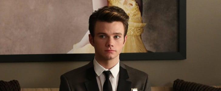 Is Chris Colfer Leaving Glee?